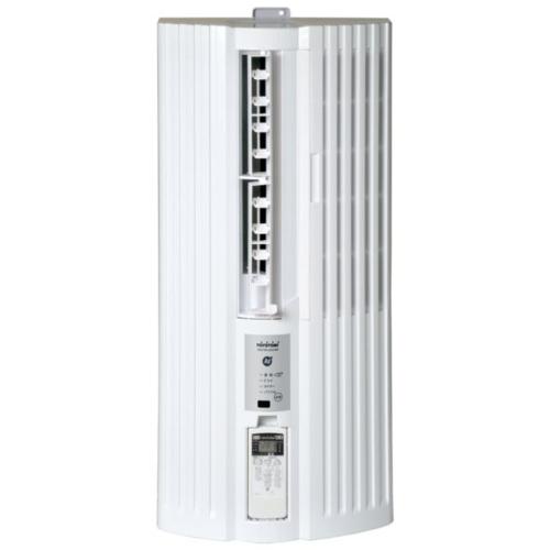 【長期保証付】トヨトミ TIW-A160J-W(ホワイト) ウインドウエアコン 冷房専用 主に5畳