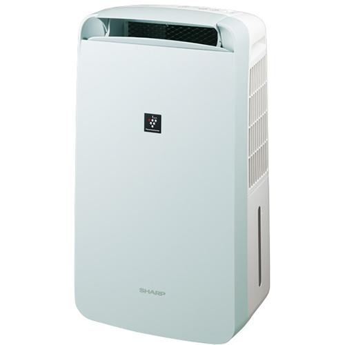 【長期保証付】シャープ CM-J100-W 冷風衣類乾燥除湿機 コンプレッサー式 木造11畳/鉄筋23畳 コンパクトクール