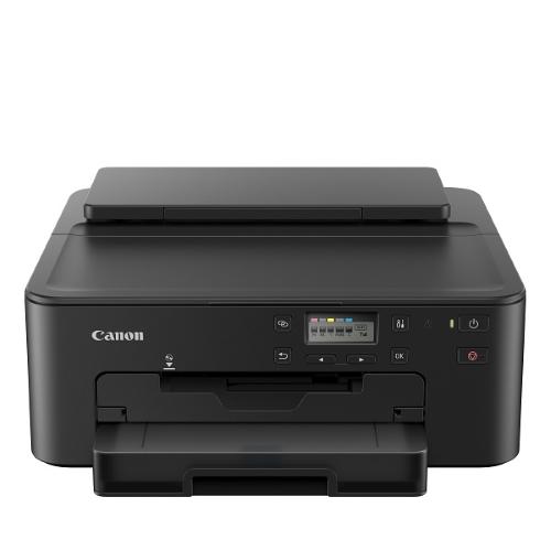 即納 在庫あり 14時までの注文で当日出荷可能 長期保証付 CANON インクジェットプリンタ 2020 TR703 ブラック A4対応