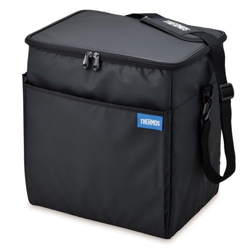 在庫あり 14時までの注文で当日出荷可能 サーモス REQ-020-BK 安心と信頼 20L トラスト ブラック ソフトクーラー