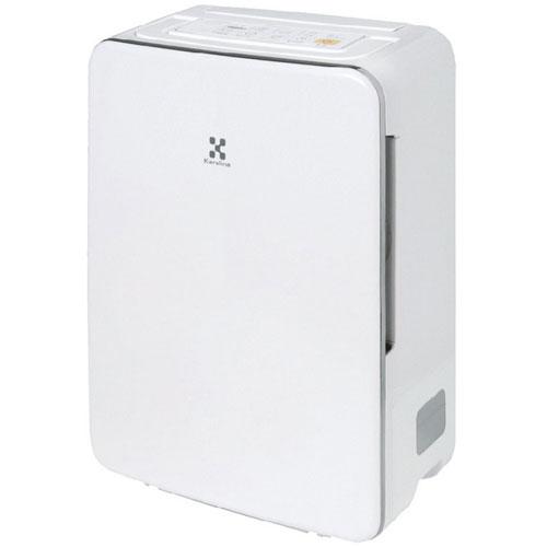 トヨトミ DJ-LTS8J-W(ホワイト) 衣類乾燥除湿機 デシカント方式 木造10畳/鉄筋20畳