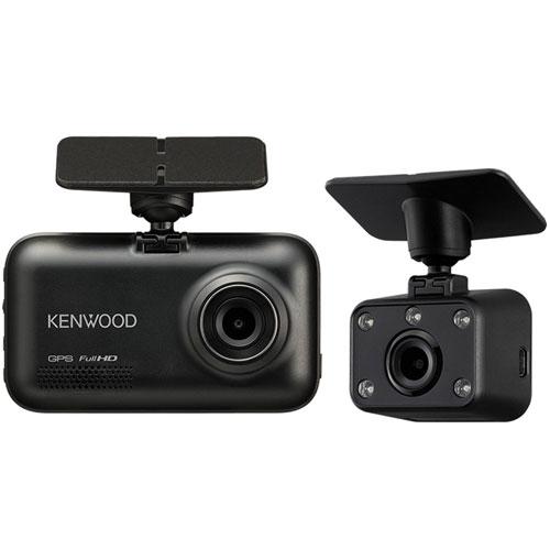 ケンウッド DRV-MP740 車室内撮影対応2カメラドライブレコーダー
