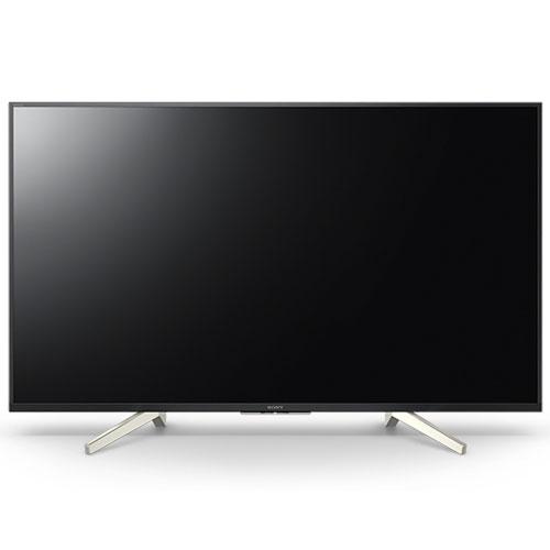 【設置】ソニー KJ-43X8500G 4K液晶テレビ 43V型