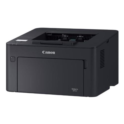 CANON Satera(サテラ) LBP162L モノクロレーザープリンター A4対応 USB/無線LANモデル