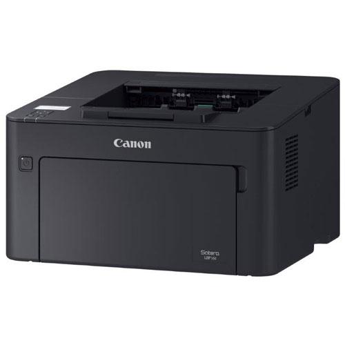 CANON Satera(サテラ) LBP161 モノクロレーザープリンター A4対応 USB/有線LANモデル