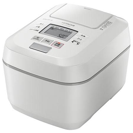 【長期保証付】日立 RZ-V100DM-W(パールホワイト) ふっくら御膳 IHジャー炊飯器 5.5合