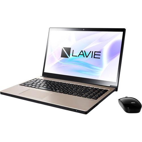 NEC PC-NX850NAG(クレストゴールド) LAVIE Note NEXT 15.6型液晶