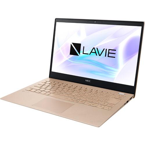 【長期保証付】NEC PC-PM750NAG(フレアゴールド) LAVIE Pro Mobile 13.3型 Core i7/8GB/512GB/Office