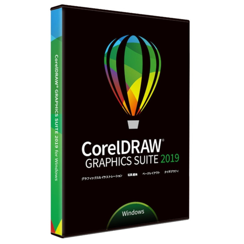 COREL CorelDRAW Graphics Suite 2019 for Windows