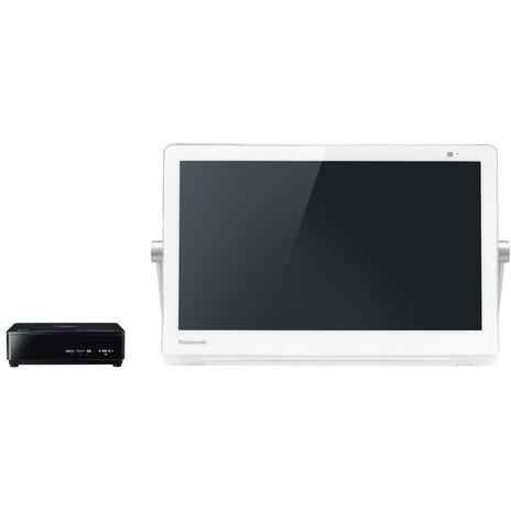 パナソニック UN-15CN9-W(ホワイト) プライベートビエラ ポータブルテレビ 15V型 防水対応