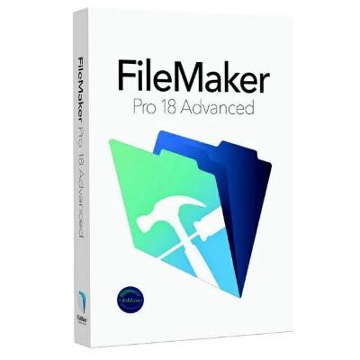 ファイルメーカー FileMaker Pro 18 Advanced