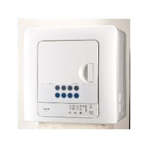 【設置】東芝 ED-608-W(ピュアホワイト) 衣類乾燥機 6kg