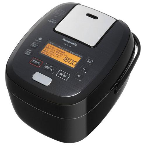 パナソニック SR-PA109-K(ブラック) 可変圧力IHジャー炊飯器 5.5合