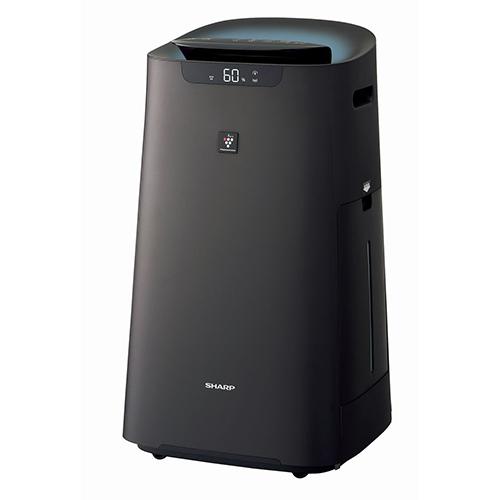 【長期保証付】シャープ KI-N75YX-T(ブラウン系) 加湿空気清浄機 プラズマクラスター25000 空気清浄34畳/加湿24畳
