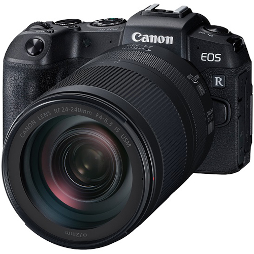 CANON EOS RP・RF24-240 IS USM レンズキット
