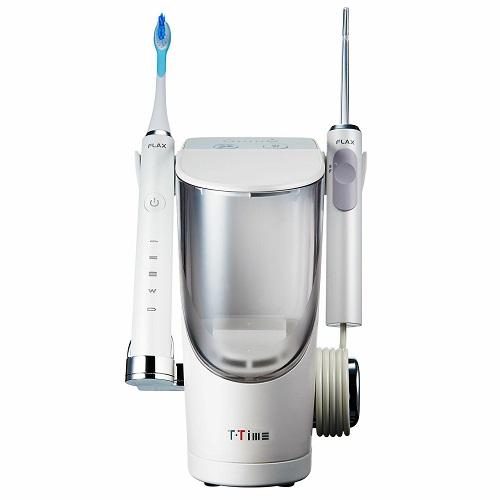 【長期保証付】フラックス T-Timeティータイム(電動歯ブラシ付) FLTM19B