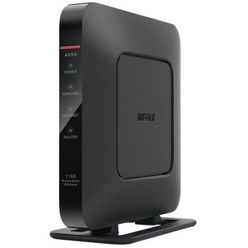在庫あり 14時までの注文で当日出荷可能 バッファロー WSR-1166DHP4-BK IEEE802.11ac 本店 b g n 商品追加値下げ在庫復活 a