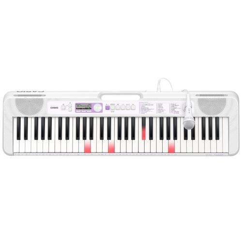 在庫あり 14時までの注文で当日出荷可能 長期保証付 CASIO Casiotone 光ナビゲーションキーボード 豪華な 61鍵盤 品質保証 LK-315