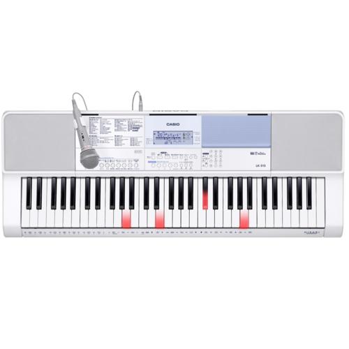在庫あり 14時までの注文で当日出荷可能 長期保証付 CASIO 光ナビゲーションキーボード 61鍵盤 LK-515 人気ブランド多数対象 新色追加 Casiotone