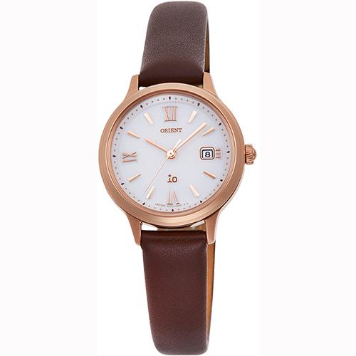iO RN-WG0410S(ホワイト) 腕時計(レディース) ソーラー オリエント