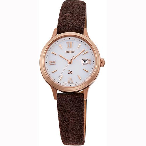 オリエント RN-WG0414S ホワイト 着後レビューで 送料無料 iO レディース ソーラー 特価 腕時計