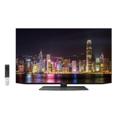 【設置+長期保証】シャープ 4T-C48CQ1 4K有機ELテレビ BS/CS 4Kチューナー内蔵 48V型