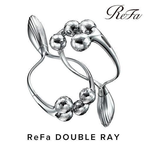 【在庫あり】14時までの注文で当日出荷可能! 【長期保証付】エムティージー リファ RR-AB00 美顔ローラー ReFa DOUBLE RAY(リファダブルレイ)