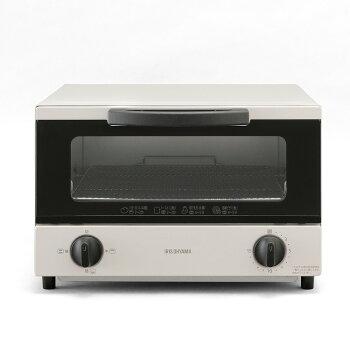 35%OFF アイリスオーヤマ EOT-032-W オーブントースター 海外 4枚焼き