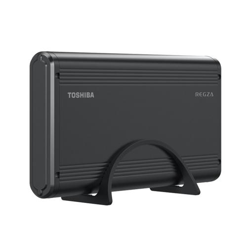東芝 THD-200V3 V3 TV用HDD 2TB USB接続 レグザ純正 ファンレス 据え置き型
