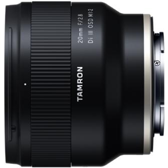 タムロン 20mm F/2.8 Di III OSD M1:2