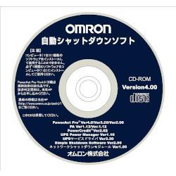 オムロン PA01 自動シャットダウンソフトPowerAct Pro 1ライセンス