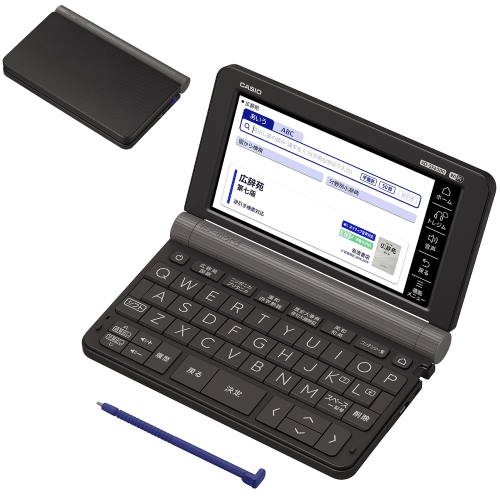 2020モデル 在庫あり 14時までの注文で当日出荷可能 CASIO XD-SX6500BK ブラック 爆売りセール開催中 生活 教養モデル EX-word エクスワード