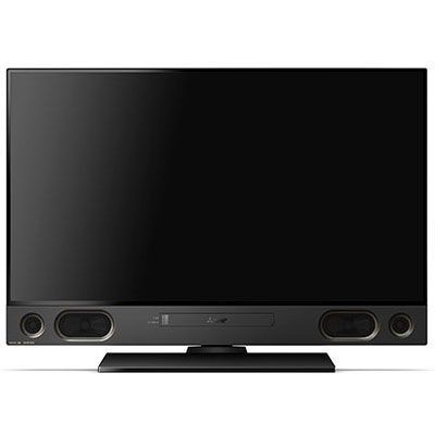 【標準設置料金込】三菱 LCD-A58XS1000(ブラック) 4Kチューナー内蔵液晶テレビ REAL(リアル) 58V型[代引・リボ・分割・ボーナス払い不可]