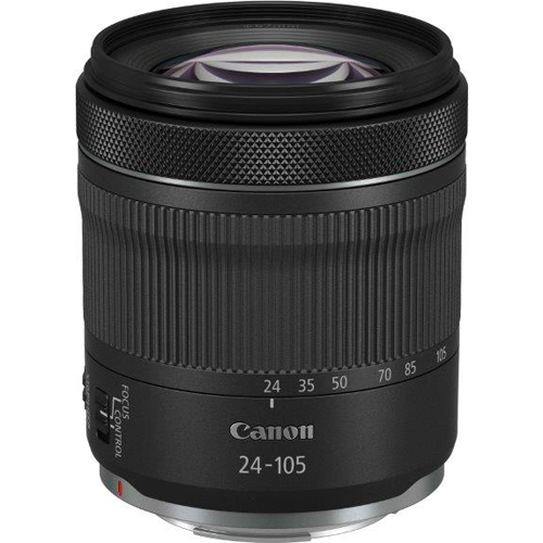 【長期保証付】CANON RF24-105mm F4-7.1 IS STM