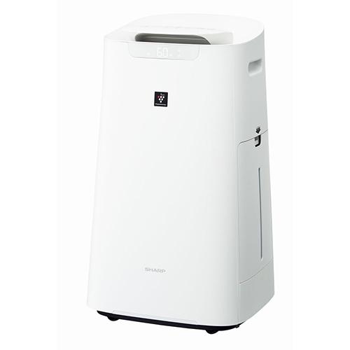 在庫あり 14時までの注文で当日出荷可能 長期保証付 至上 初売り シャープ KI-NS70-W 空気清浄~31畳 ホワイト系 加湿~19畳 プラズマクラスター25000 加湿空気清浄機