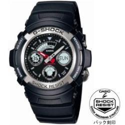 CASIO AW-590-1AJF G-SHOCK ジーショック メンズ