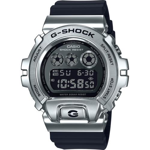 【長期保証付】CASIO GM-6900-1JF G-SHOCK(ジーショック) メンズ