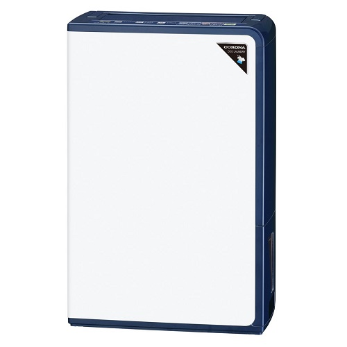 コロナ CD-H1020-AE(エレガントブルー) 除湿機 コンプレッサー+ヒーター 木造11畳/鉄筋23畳