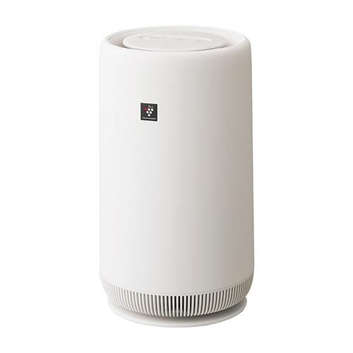 宅送 在庫あり 14時までの注文で当日出荷可能 シャープ FU-NC01-W 空気清浄6畳 コンパクト空気清浄機 プラズマクラスター ホワイト系 おトク