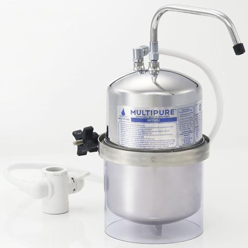 MULTIPURE MP750SC カウンタートップ浄水器