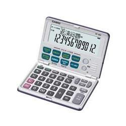 【在庫あり】14時までの注文で当日出荷可能! CASIO BF-480 金融電卓 12桁