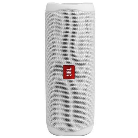 <title>在庫あり 14時までの注文で当日出荷可能 JBL FLIP 5 ホワイト ポータブル ウォータープルーフ 本日限定 スピーカー Bluetooth接続</title>