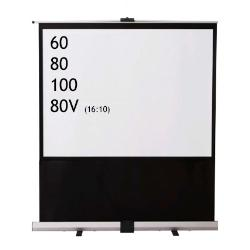 IZUMI RS-100 モバイルスクリーン フロアタイプ