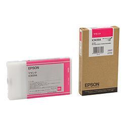 エプソン ICM39A 純正 インクカートリッジ マゼンタ