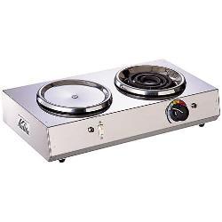 【長期保証付】カリタ 2連ハイウォーマー ヨコ型 1.8Lデカンタ保温用・湯沸し用