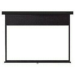 キクチ科学研究所 SS-120HDWA/K カラーケース仕様スプリングローラースクリーン