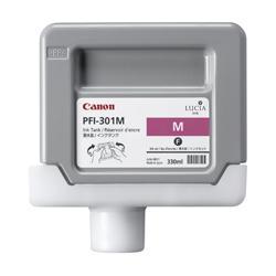 CANON PFI-301M 純正 インクタンク マゼンタ