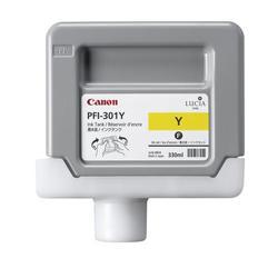 CANON PFI-301Y 純正 インクタンク イエロー