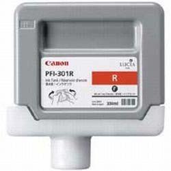 CANON PFI-301R 純正 インクタンク レッド