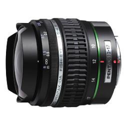 【長期保証付】ペンタックス smc PENTAX-DA FISH-EYE10-17mmF3.5-4.5ED[IF]